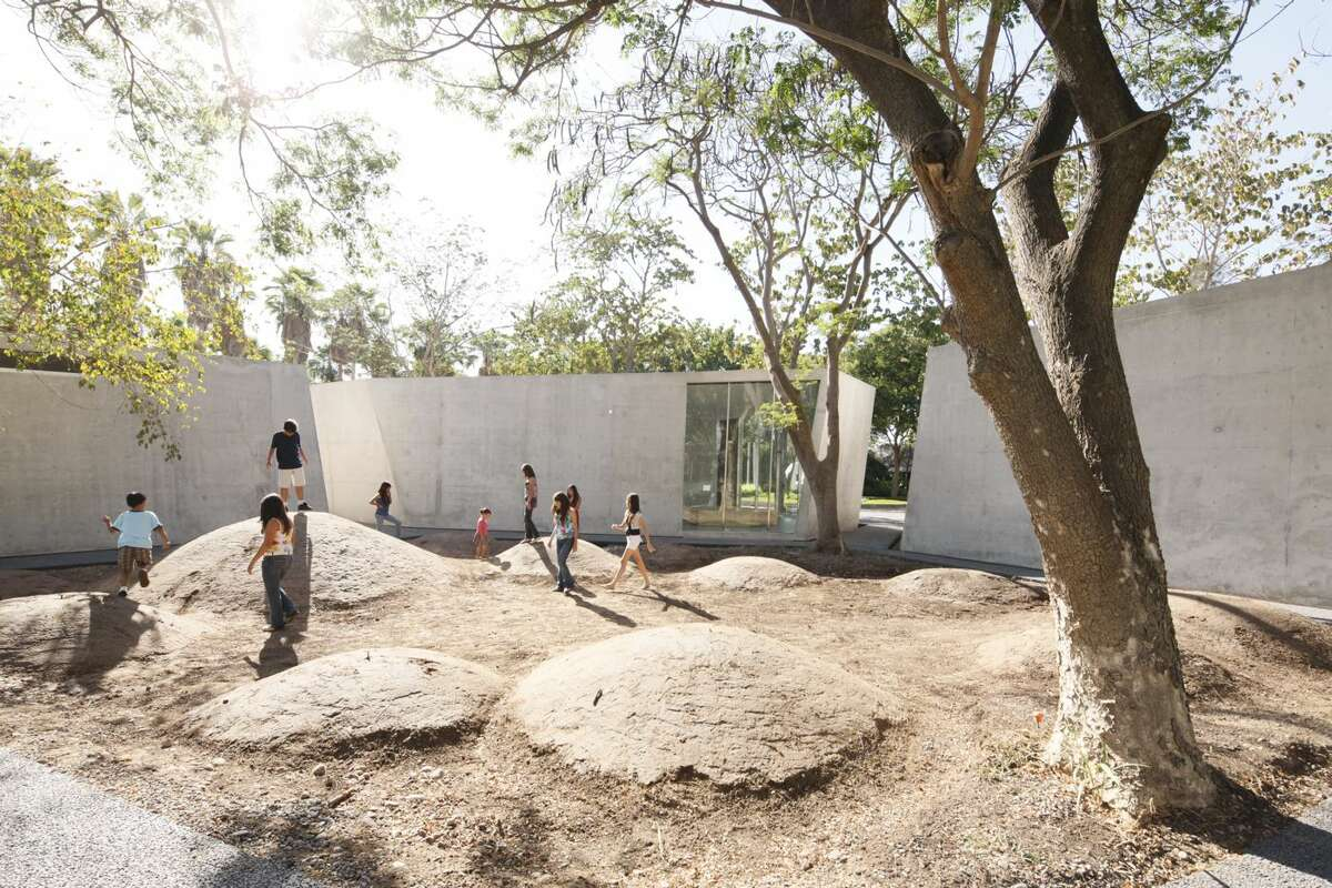The Menil's architecture selection committee was particularly impressed by Tatiana Bilbao's Botanical Garden, in Culiacàn, Mexico.