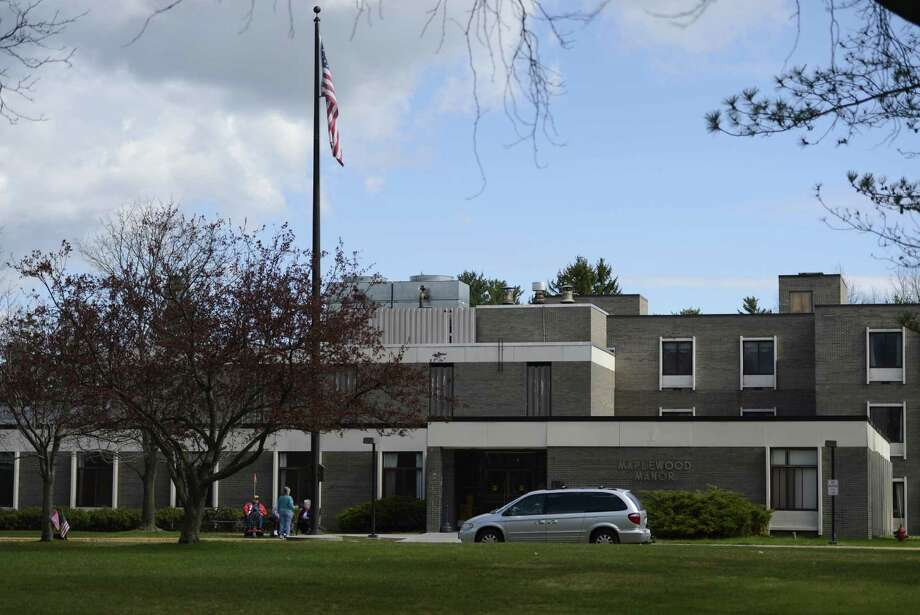 Maplewood Manor Nursing Home in Ballston Spa, N.Y. April 12, 2012.       (Skip Dickstein/Times Union) Photo: Skip Dickstein
