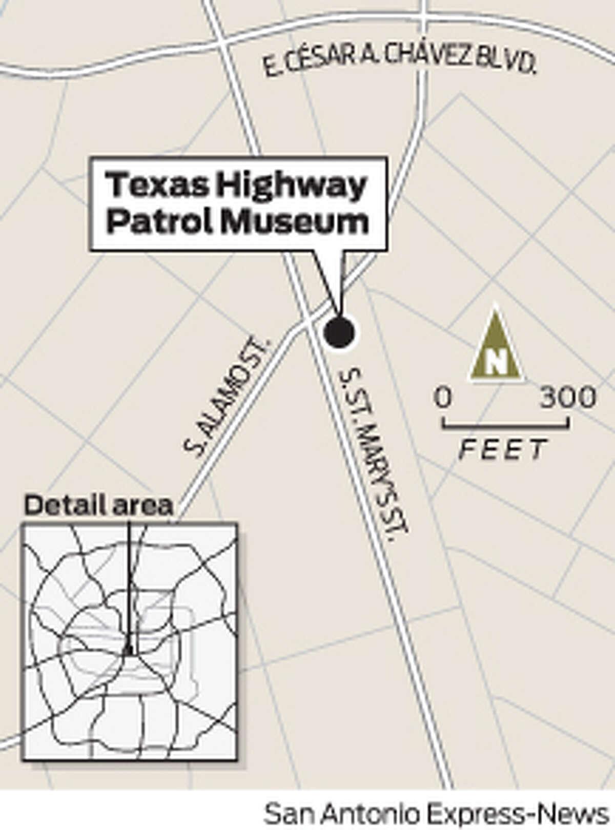 Texas Highway Patrol museum