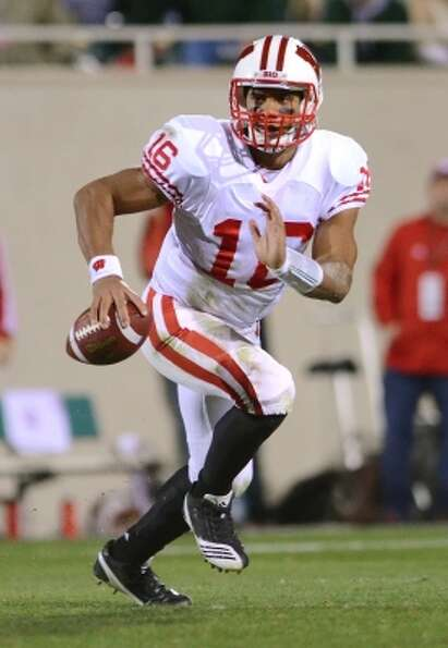 BEST OF THE REST Russell Wilson, 5-11, 204, Wisconsin (Mark Cunningham