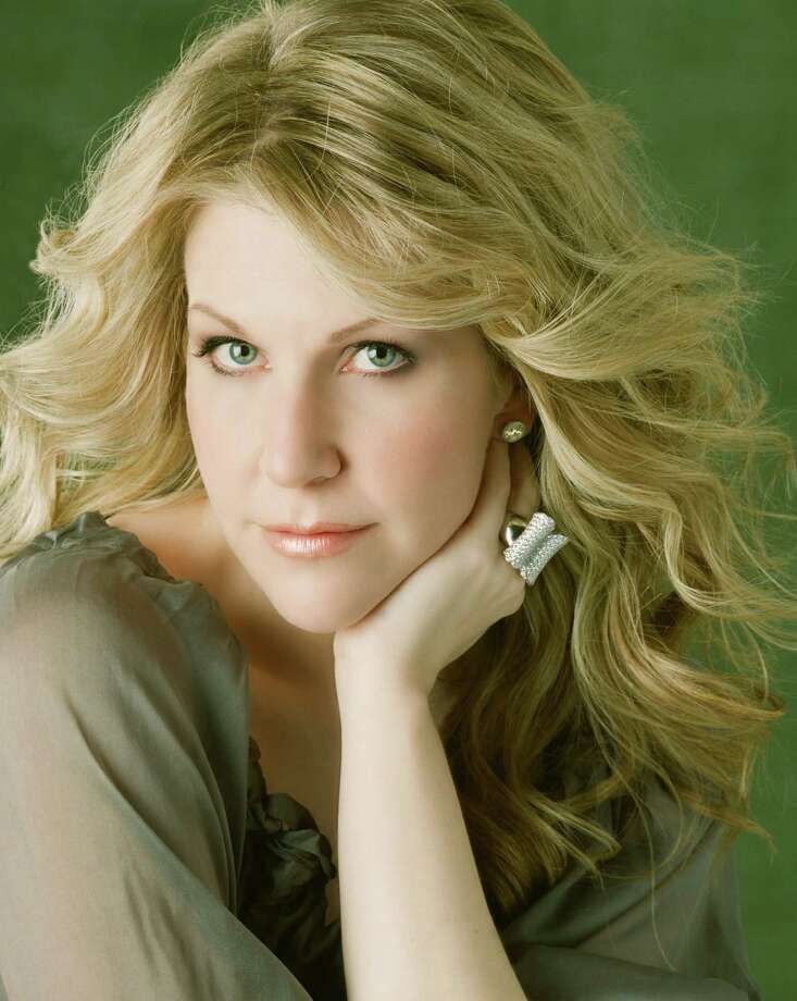 Opera singer Joyce DiDonato Photo: Sheila Rock