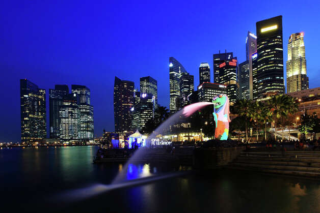 "17. Singapore: ""Singapore has the potential to become the central startup ecosystem of Asia, knitting together the huge markets of China, India, Indonesia, and Malaysia. ... Its unique geographical position at the heart of Asia provides a fertile environment for entrepreneurs to start, grow and scale their businesses not only in Asia, but globally."" Photo: Suhaimi Abdullah, Getty Images / 2012 Getty Images"