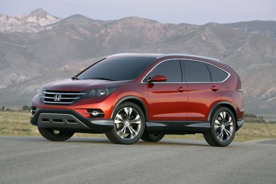 The Honda CR-V shouldn't be a massive surprise. It's a realively inexpensive SUV with fairly good fuel economy. Those are both winners for people who are smart about their money.