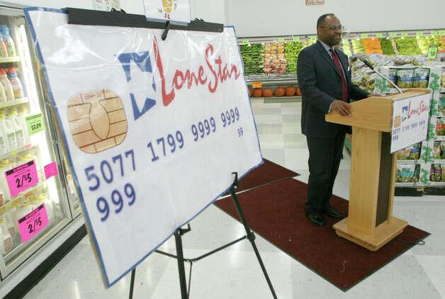 Lonestar Food Stamps Texas