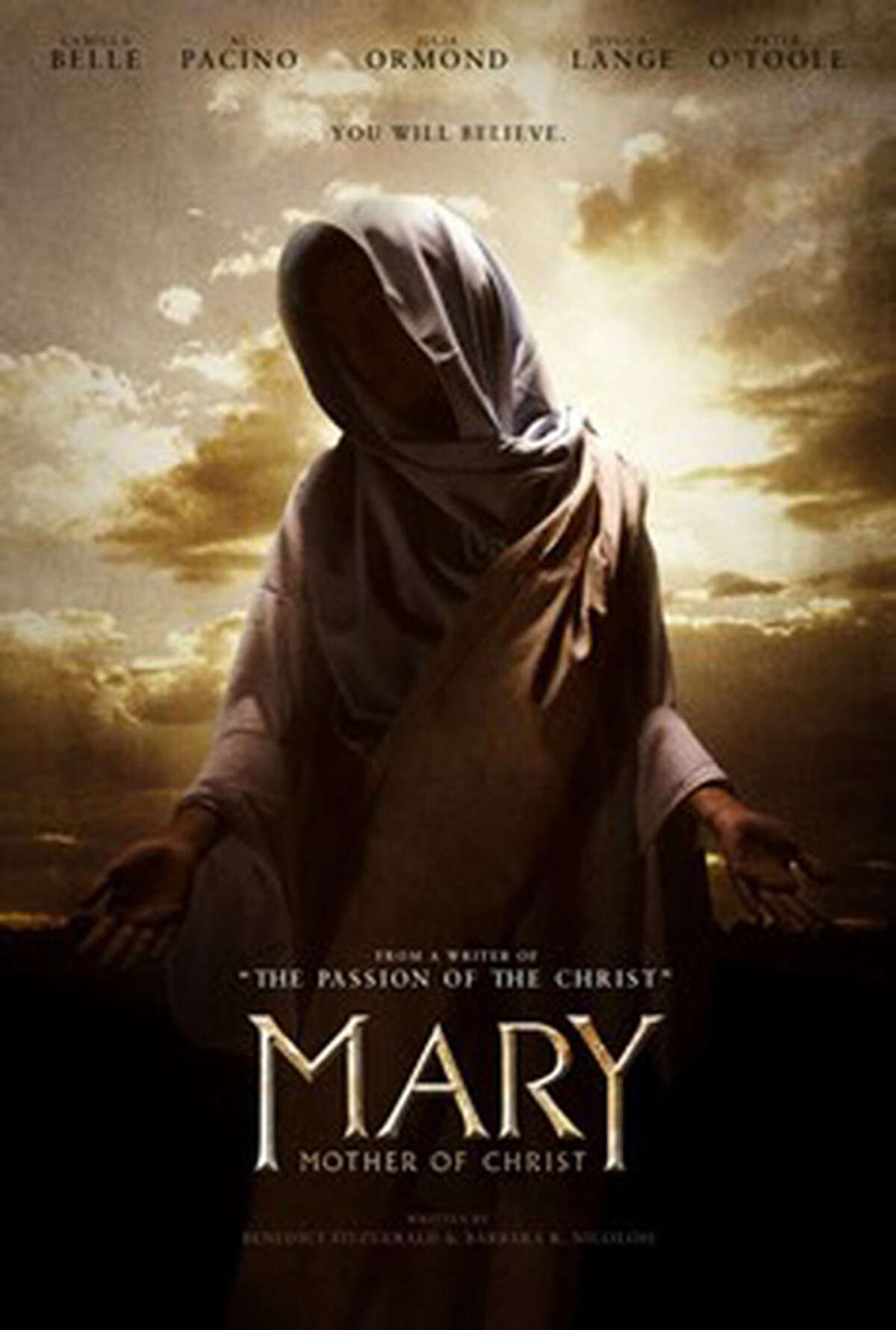 Mary Mother of Christ movie poster.