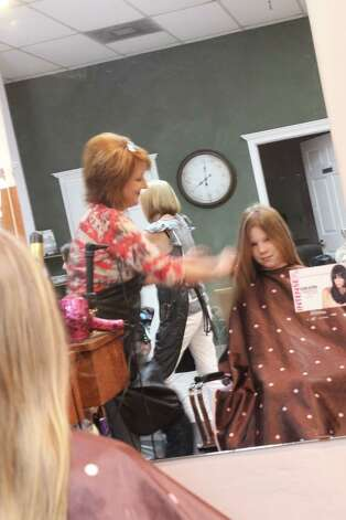 Donate Hair 8 Inches