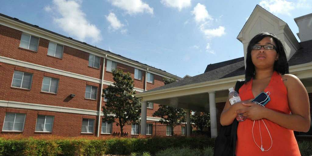 Candace Caldwell, 21, Talks About Living Inside The Dormitories At Lamar  University Friday April Part 49