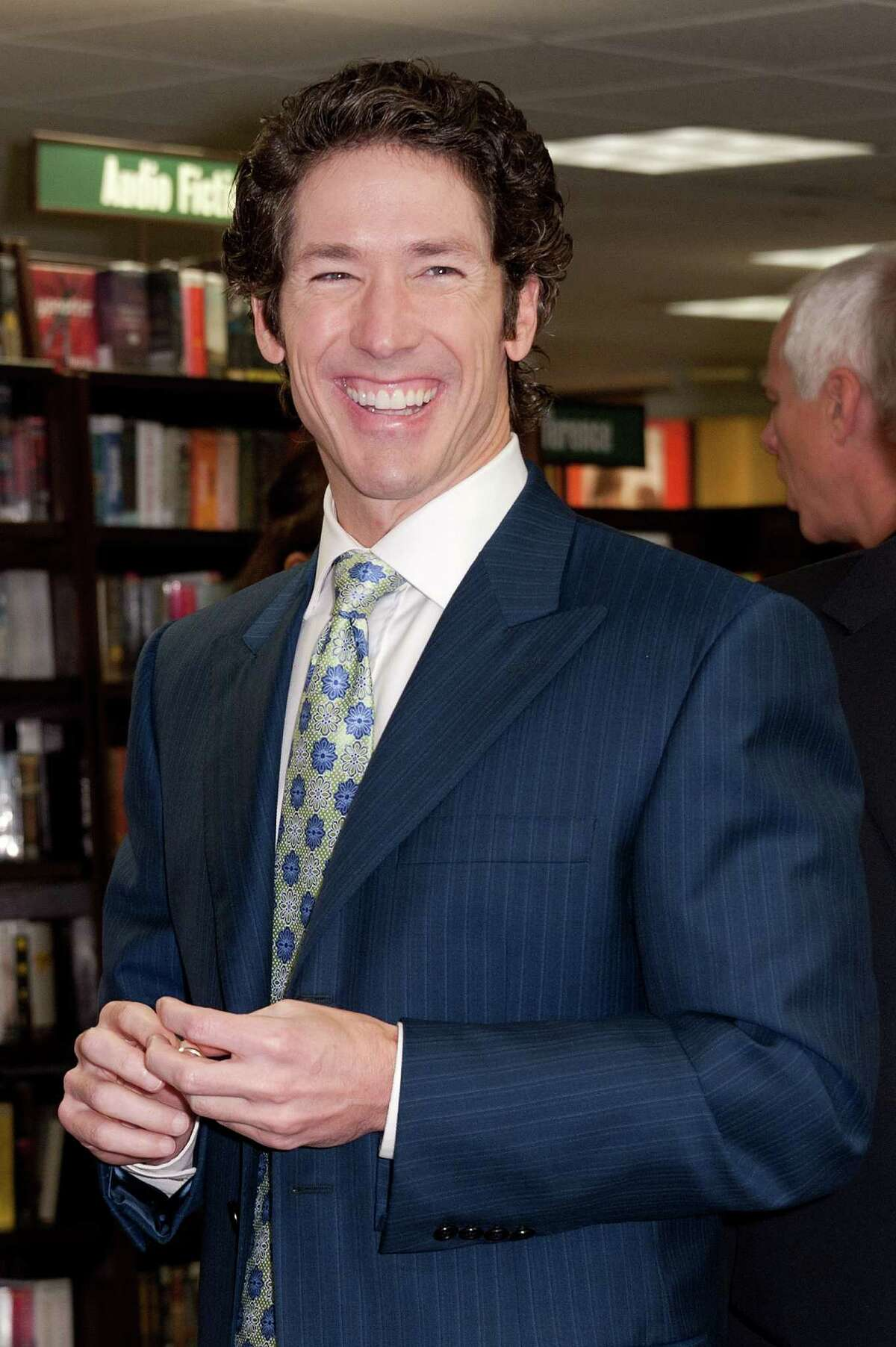 Minister Joel Osteen of Lakewood Church in Houston has signed on to the project as executive producer.