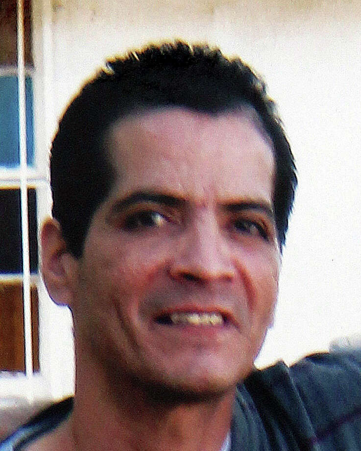 This is a copy photo of Mario Soto, Jr. who was shot dead by San Antonio police last Wednesday at the Days Inn near Laredo street and Interstate 35. Police say he was a suspect in six robberies. (Friday April 13, 2012) John Davenport/San Antonio Express-News Photo: JOHN DAVENPORT, SAN ANTONIO EXPRESS-NEWS / SAN ANTONIO EXPRESS-NEWS (Photo can be sold to the public)