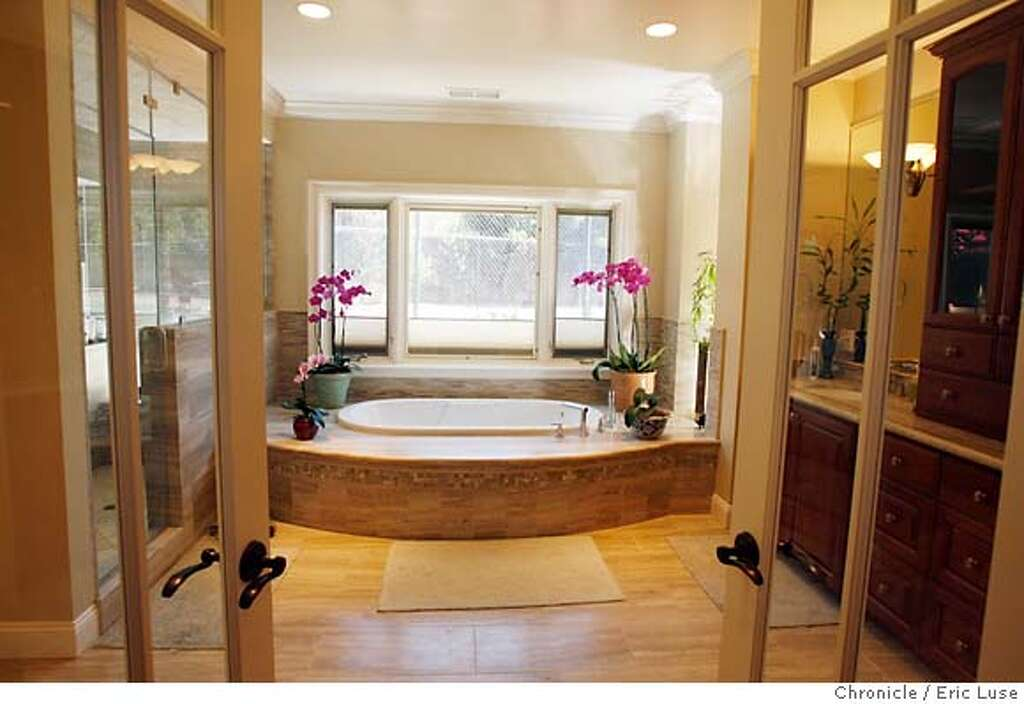 Master Bath Names ranch home remodels that focus on original design and scale - sfgate