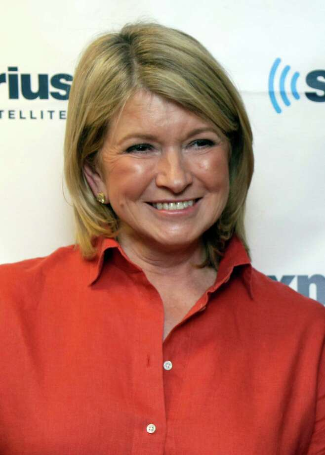 "Martha Stewart tweeted - ""stricter gun control- why have we not adopted new rules and laws??? what is wrong with us????"" Photo: Richard Drew / AP2011"