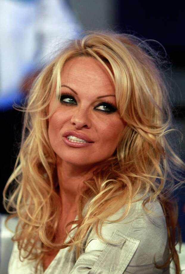 Third time wasn't the charm for Pamela Anderson either. Photo: Moises Castillo / AP2011