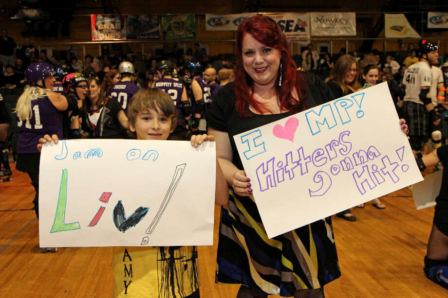 Were You Seen at the Albany All Stars Roller Derby 2011-12 Season Closer - The Derby-Taunt Ball on Saturday, April 14, 2012? Photo: Brian Tromans