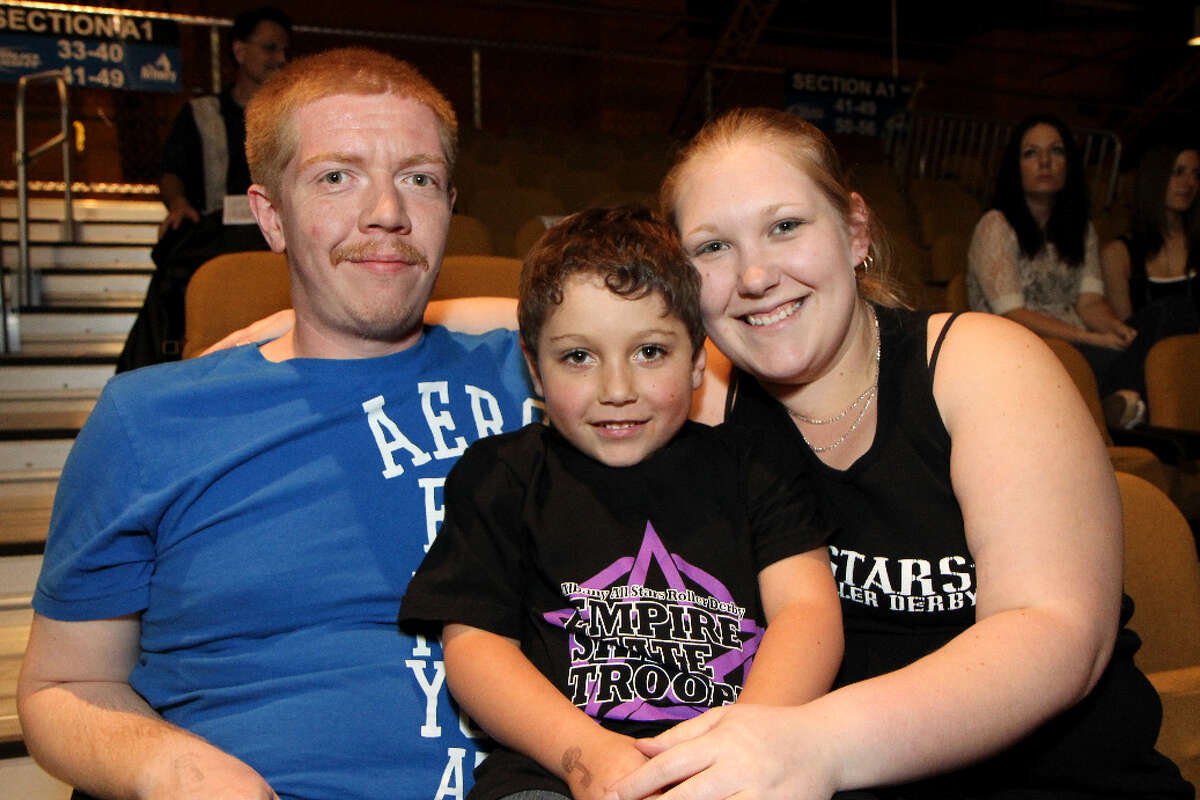 Were You Seen at the Albany All Stars Roller Derby 2011-12 Season Closer - The Derby-Taunt Ball on Saturday, April 14, 2012?