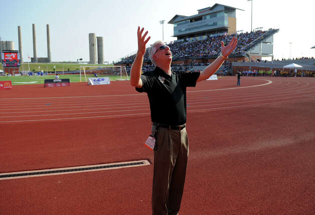 San Antonio Scorpions owner Gordon Hartman during the Scorpions' home opener of their inaugural season in the North American Soccer League (NASL) on Sunday, April 15, 2012 at Heroes Stadium. Photo: John Albright, For The Express-News