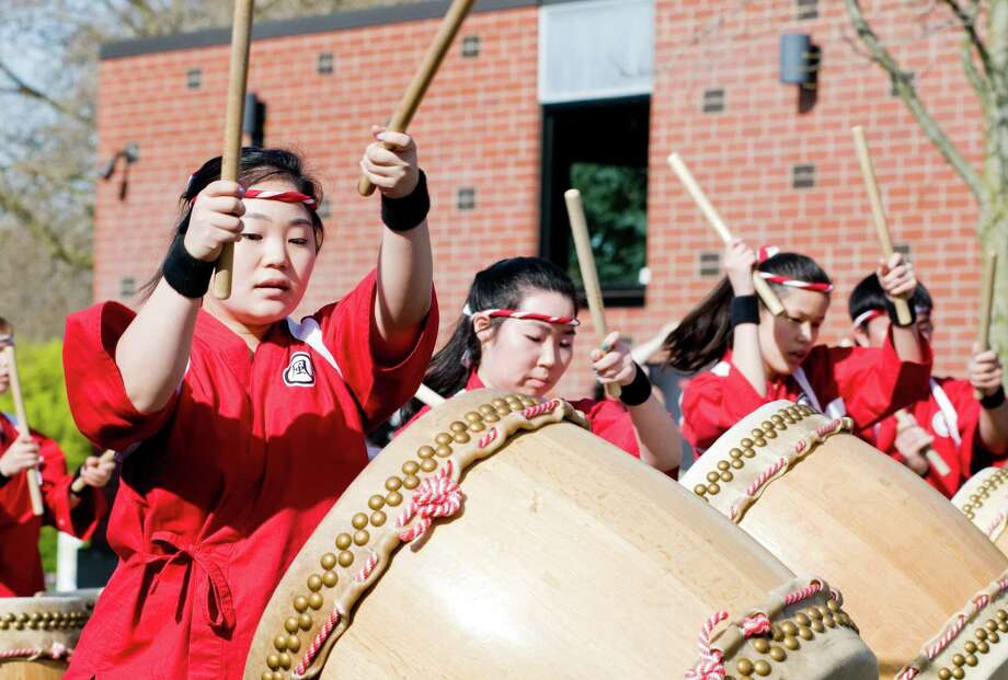 Seattle's vibrant festivities for Asian Pacific Islander Heritage Month kicks off via livestream on May 3. Photo: LINDSEY WASSON / SEATTLEPI.COM