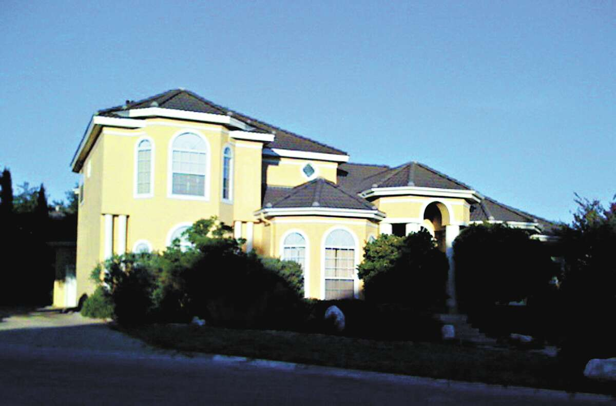 Valued at $530,000, this home in The Dominion is owned by the wife of Mauricio Sanchez Garza.