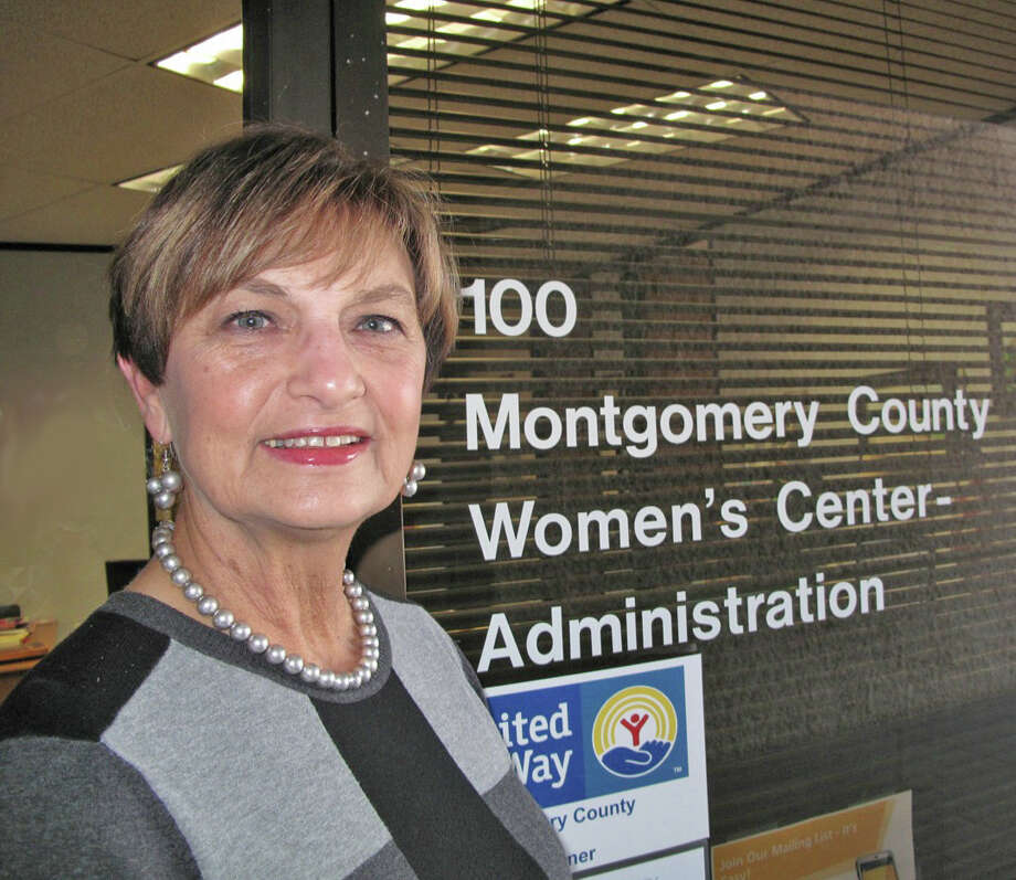 Volunteer JoAnne Lowry is the Montgomery County Women's Center's 2012 Woman of Distinction.