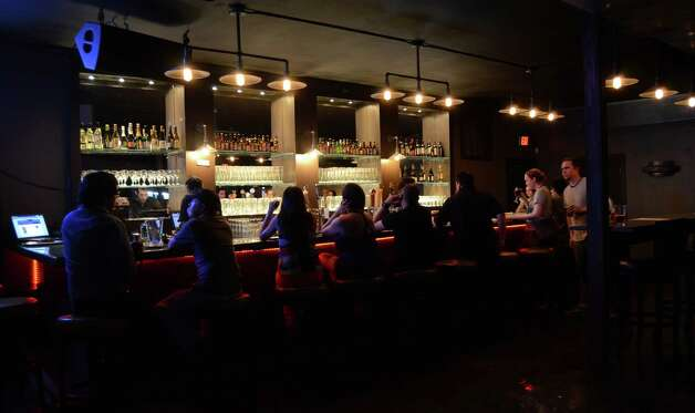 Newly opened Southtown 101 is the newest addition to San Antonio's art district that features live performances in a slick, modern bar that includes a patio. Robin Johnson