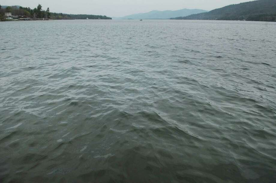 Lake George was mostly empty on the south end of the lake on Monday, April 16, 2012 in Lake George, NY.  (Paul Buckowski / Times Union) Photo: Paul Buckowski