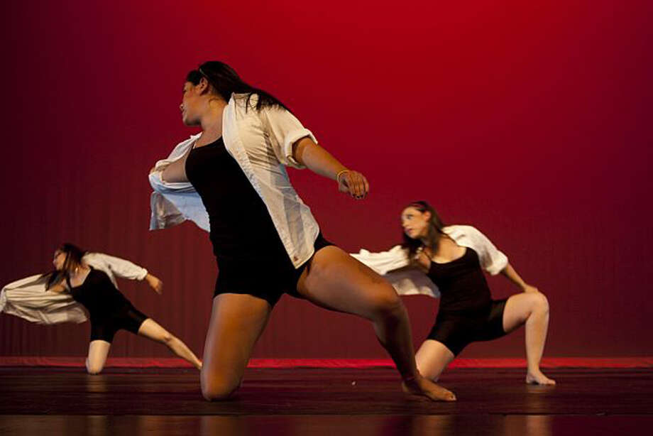 Erica Wilson-Perkins and Ericson Dance are taking part in this month's WIP. Photo: Jump-Start Performance Co.