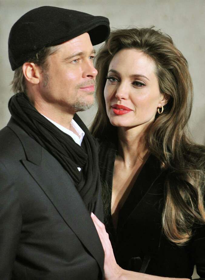 Brad Pittand Angelina Jolie Brad Pitt: $200 millionAngelina Jolie: $130 million Photo: Getty Images / AFP