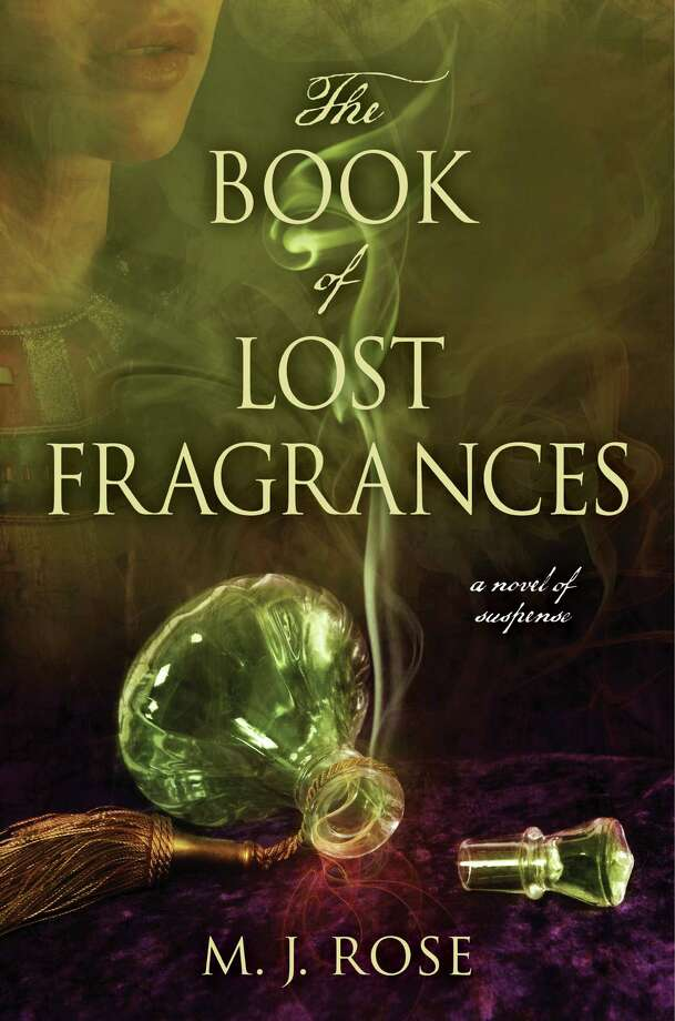 Greenwich novelist M.J. Rose's new novel is about the search for a fragrance created in ancient Egypt that was said to trigger memories of past lives. Photo: Contributed Photo
