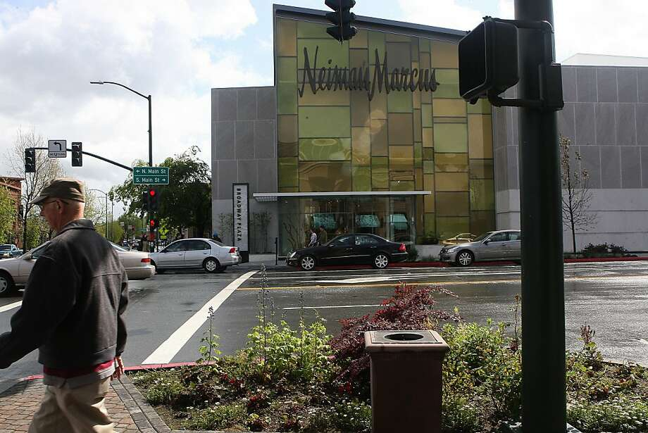 The 42nd Neiman Marcus store in Walnut Creek, Calif., has 85,870 square feet of retail space on Thursday, April 12, 2012. Photo: Liz Hafalia, The Chronicle