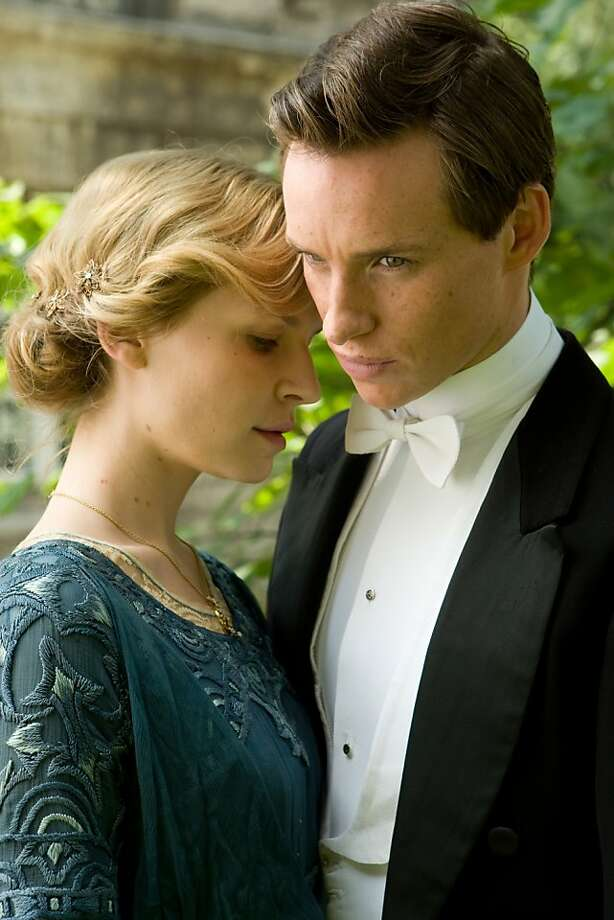 """""""Birdsong on MASTERPIECE Classic Sundays, April 22 & 29, 2012 at 9pm ET on PBS  Two lovers are separated by World War I in this fiery romance based on Sebastian FaulksÕ bestselling novel. Eddie Redmayne (My Week with Marilyn) and ClŽmence PoŽsy (Harry Potter) star as a frontline English lieutenant and the married Frenchwoman he longs to see again. Also starring are Matthew Goode (Brideshead Revisited), Anthony Andrews (The KingÕs Speech), Marie-JosŽe Croze (The Diving Bell and the Butterfly), Joseph Mawle (Murder on the Orient Express), and Laurent Lafitte (Little White Lies). Photo: Giles Keyte, BBC For Masterpiece"