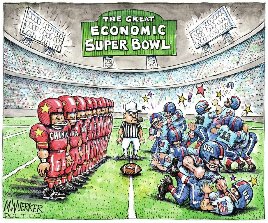 This cartoon by Matt Wuerker, of Politico, provided by the Pulitzer Prize Board, has been awarded the 2012 Pulitzer Prize for Editorial Cartooning. Photo: Matt Wuerker / Agence France-Presse