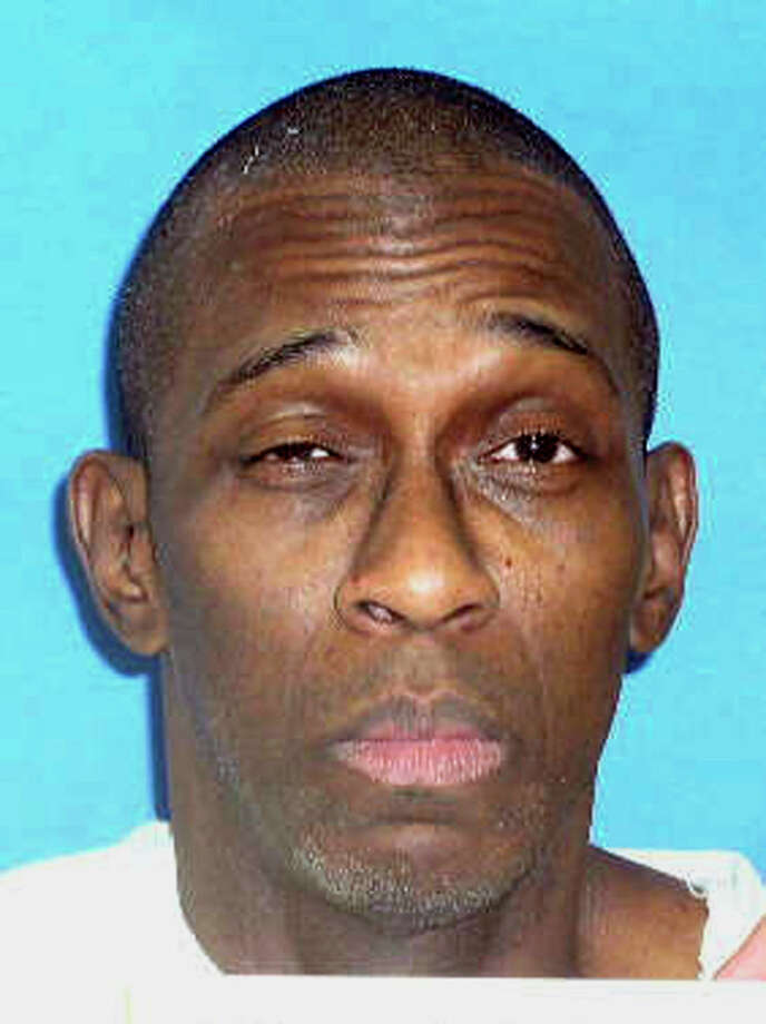 This photo released by the Texas Department of Criminal Justice shows death row inmate Gerald Cornelius Eldridge who is scheduled for execution by lethal injection at the Texas prison in Huntsville, Tuesday, Nov. 16, 2009. Eldridge was convicted of capital murder charges for a shooting spree that wounded his son and left his daughter and their mother dead. (AP Photo/Texas Department of Criminal Justice)  Gerald Eldridge / Texas Department of Criminal Jus