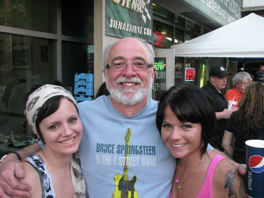 Were you Seen at Bruce Springsteen at the Times Union Center on Monday, April 16, 2012? Photo: Kristi Gustafson Barlette/Times Union