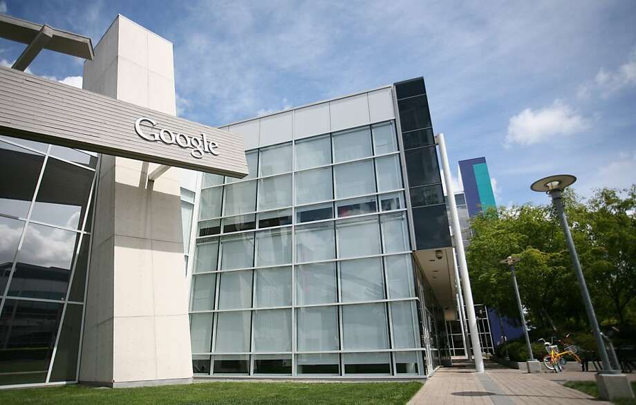 The Google logo is displayed at the Google headquarters in Mountain View, California on April 7, 2011. Google's entry into the online travel sector was cleared for takeoff on April 8, 2011 as the US Justice Department gave the green light to its $700 million purchase of flight data company ITA Software. The Justice Department's anti-trust division, however, extracted a number of concessions from Google and imposed strict conditions on the Internet search giant to allow the acquisition to go ahead. Photo: Kimihiro Hoshino, AFP/Getty Images