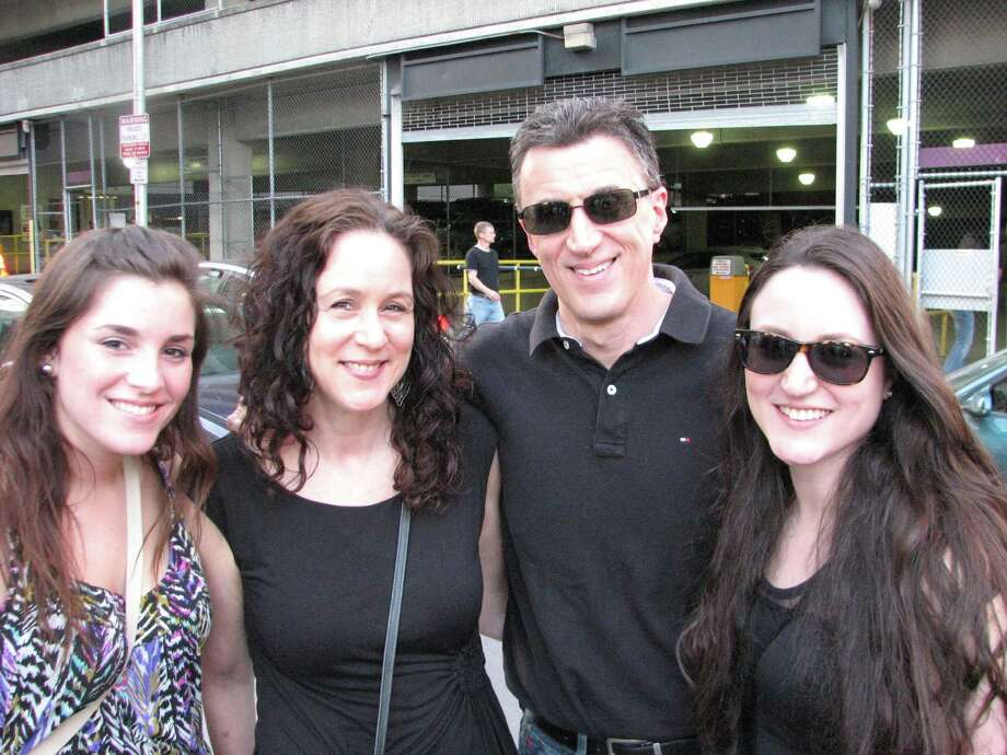 Were you Seen at Bruce Springsteen at the Times Union Center on Monday, April 16, 2012? Photo: Kristi Gustafson Barlette