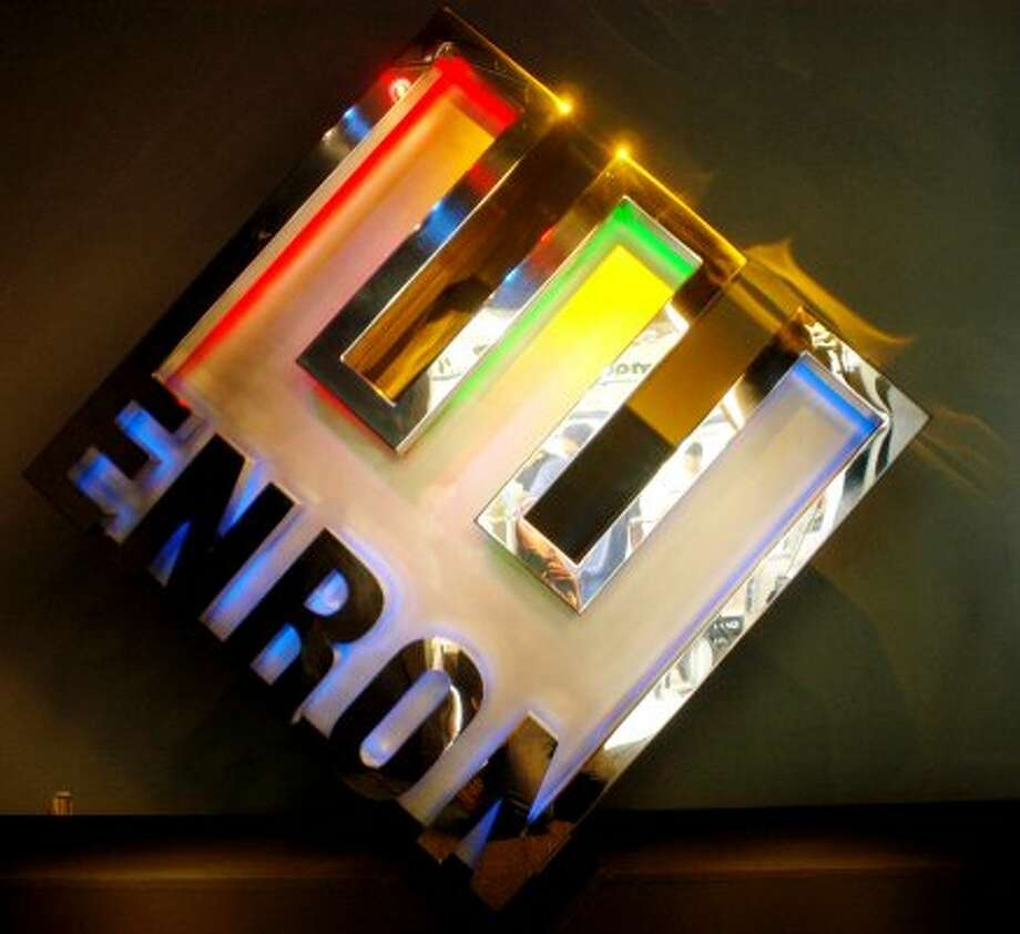 The Justice Department opens a criminal investigation of Enron. (Dave Rossman / special to the chronicle)