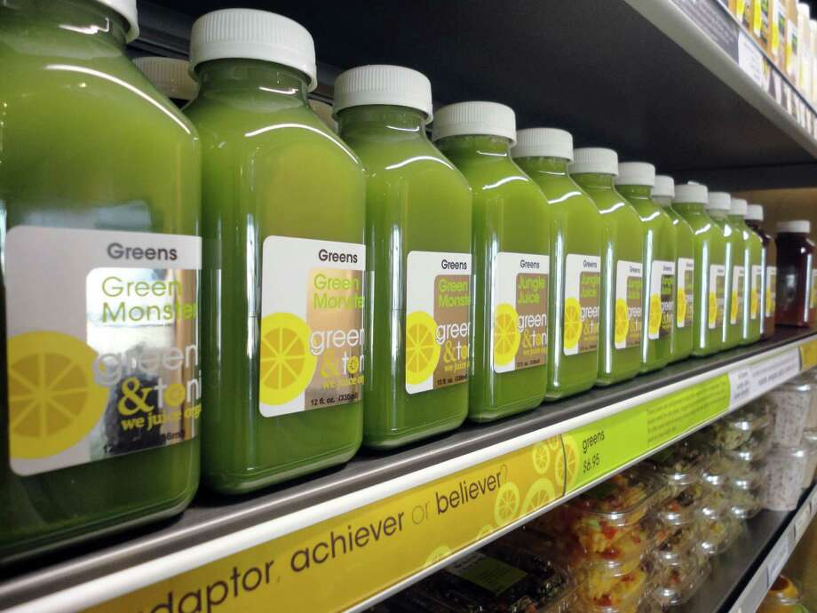 Green & Tonic, a health food and juice shop, has opened on the Post Road in Darien. Photos by Belinda Stasiukiewicz. Photo: Contributed Photo