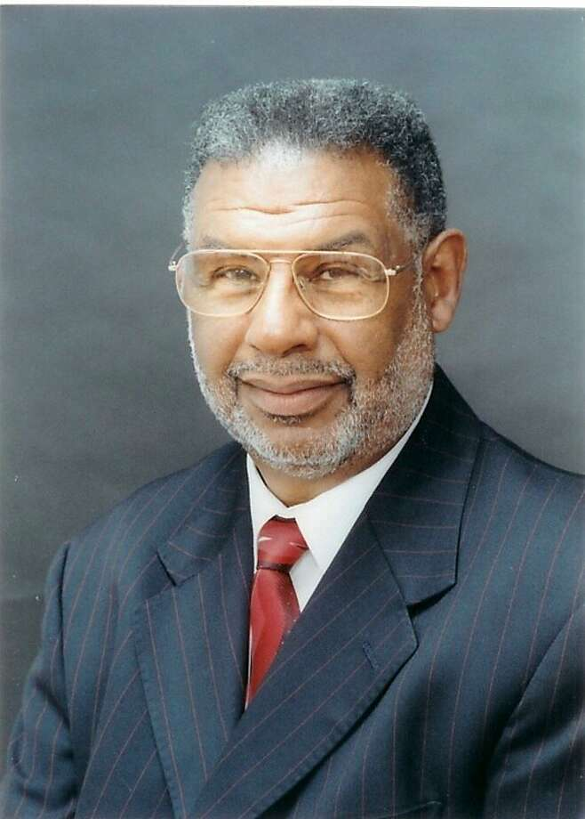 "Courtland ""Corky"" Boozé is a member of the Richmond City Council. Photo: N, SFC"