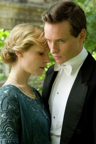 "Clémence Poésy stars as Isabelle opposite Redmayne in the ""Masterpiece Classic"" ""Birdsong."" Photo: BBC"