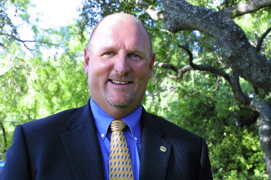 Mike Norment, 2012, new new Alamo Heights football coach. Photo: Courtesy Photo
