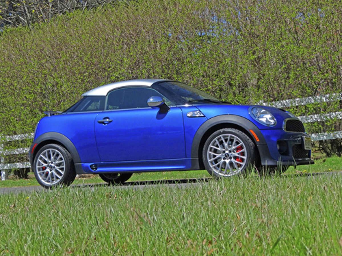 2012 MINI Coupe (photo by Dan Lyons)