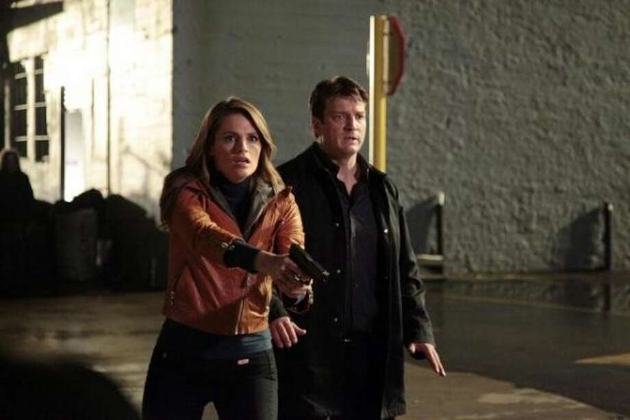 "Monday: ""Castle"" returns with a new episode Monday at 9 p.m. on ABC."
