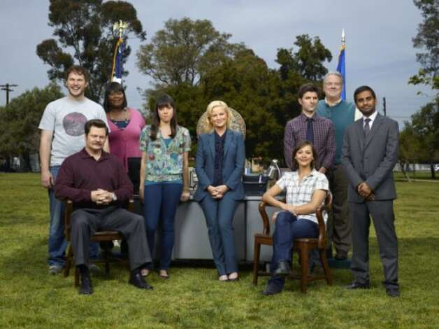 "Can't get enough: ""Parks & Recreation."" The best shows take the banal and make it interesting. And nothing's more banal than municipal government."