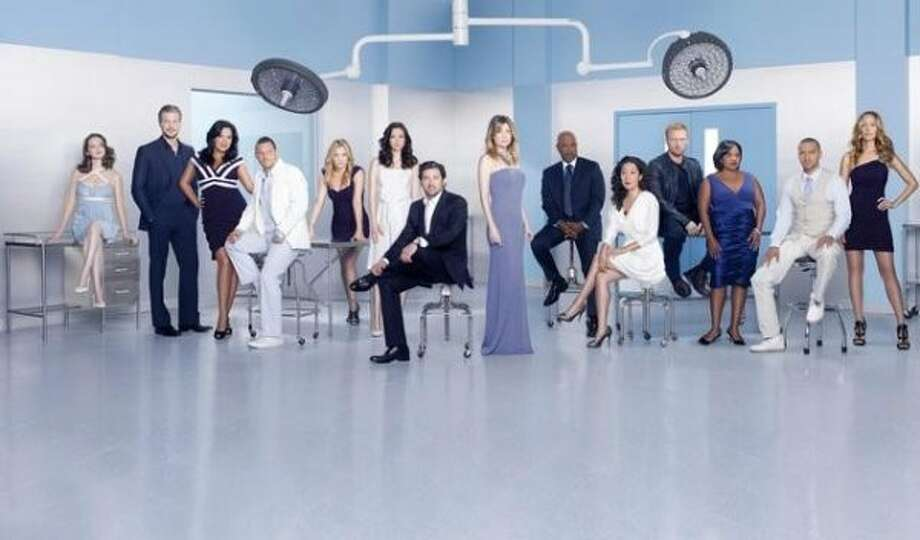 "Favorite Network TV Drama: ""Grey's Anatomy"""