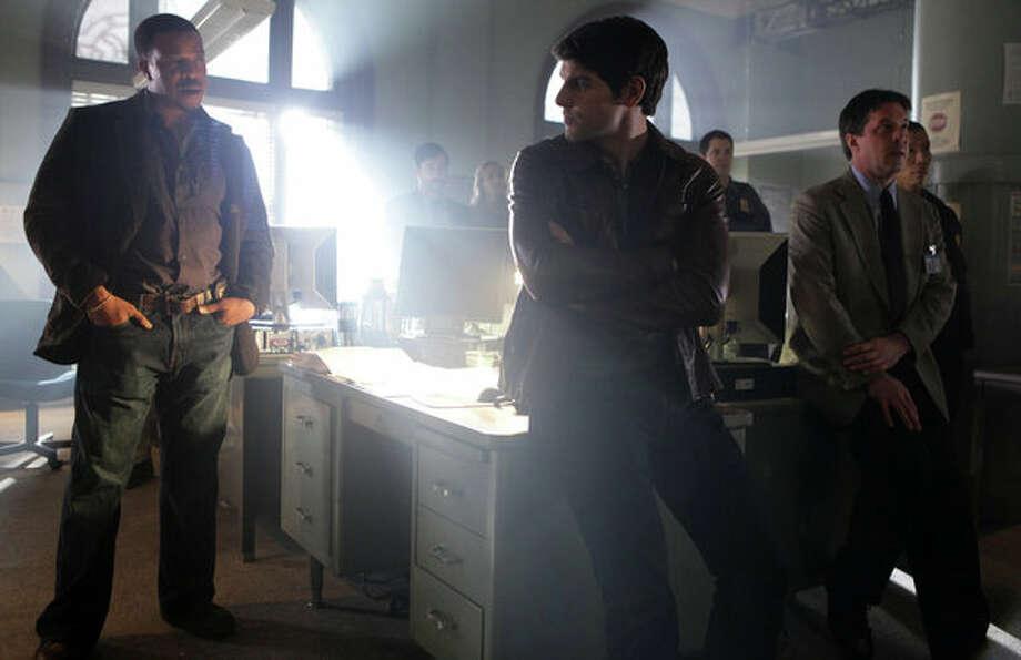 "Favorite Network TV Drama: ""Grimm"" Photo: Scott Green, Scott Green/NBC / ? NBCUniversal, Inc."