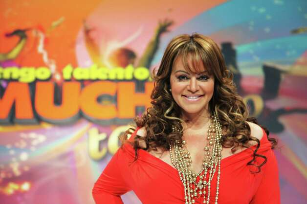 "One of Jenni Rivera's newest projects is as a judge on the Spanish-language talent competition show ""Tengo Talento, Mucho Talento"" on Estrella TV. Photo: COURTESY PHOTO"