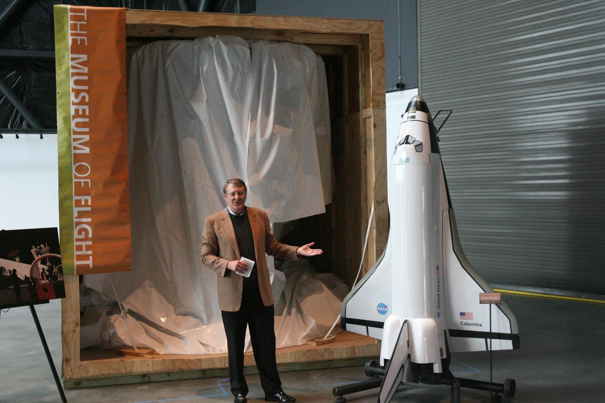 boeing flight museum space shuttle - photo #33