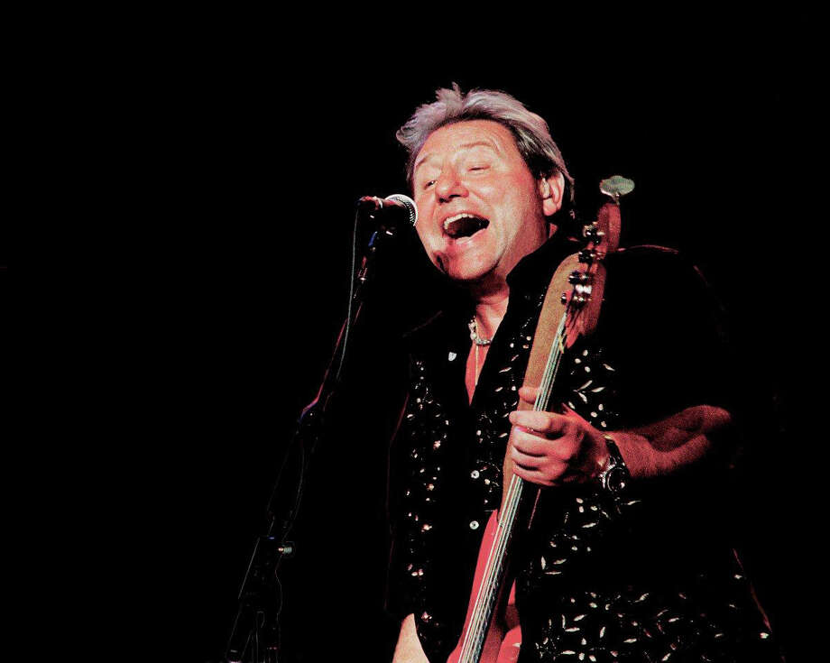 Greg Lake is best known as the bassist, guitarist, vocalist and lyricist of Emerson, Lake & Palmer and King Crimson. His ìSongs Of A Lifetimeî tour will stop at The Ridgefield Playhouse on Saturday, April 21. Photo: Contributed Photo