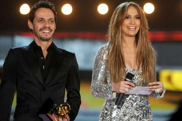 "Marc Anthony and Jennifer Lopez: The best thing about their relationship was that they didn't make ""Gigli 2."" (Kevin Winter / Getty Images)"