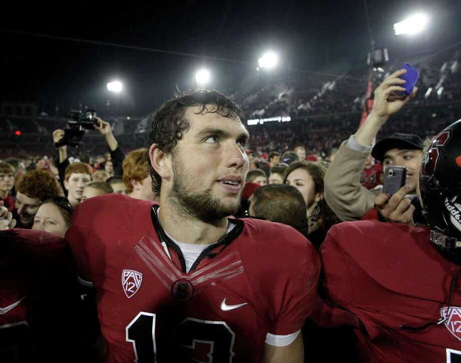 1. Indianapolis Colts: QB Andrew Luck, Stanford Photo: Paul Sakuma, Associated Press / AP