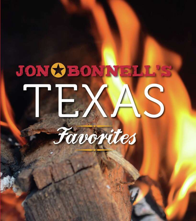 "Cover: ""Jon Bonnell's Texas Favorites"" by Jon Bonnell (Gibbs Smith) Photo: Gibbs Smith"